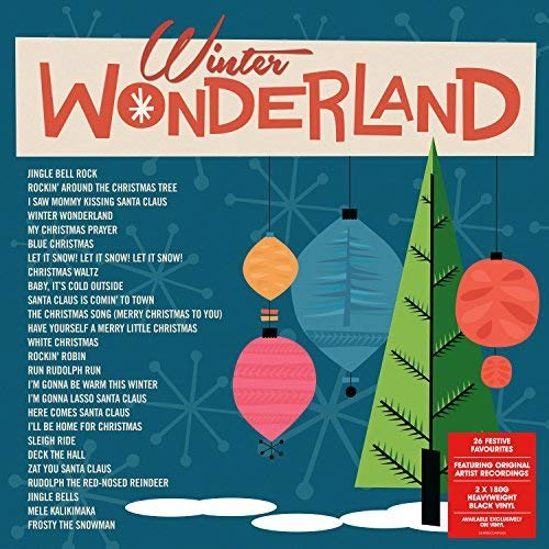 Winter Wonderland [VINYL] [Vinilo]
