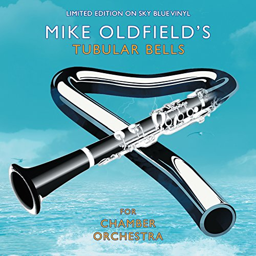 Mike Oldfield's Tubular Bells: Edición Limitada en Sky Blue Vinyl
