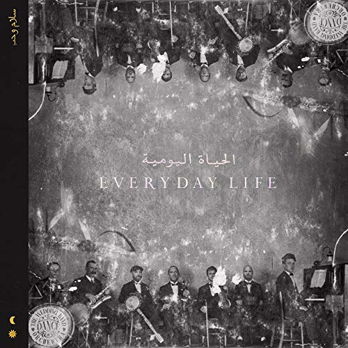 Coldplay – Everyday Life (2 LP) [Vinilo]