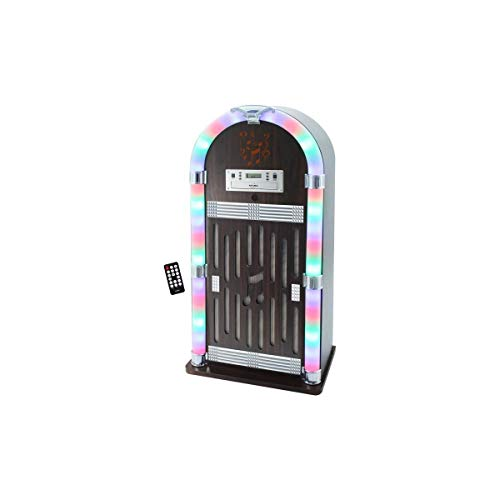 INOVALLEY RETRO31 JukeBox CD / FM