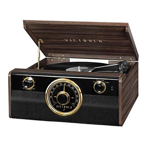 Victrola Empire 6-In-1 Tocadiscos Bluetooth