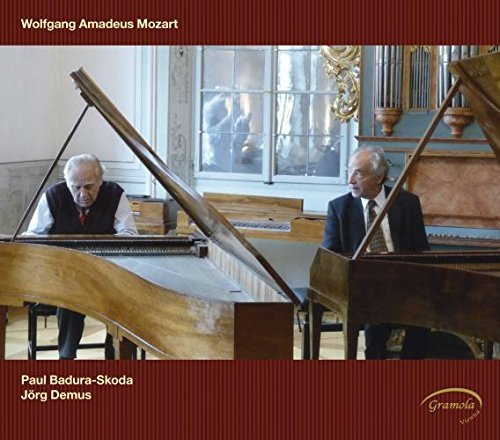 Mozart: Works for 1 & 2 Pianos by unknown (2011-09-13)